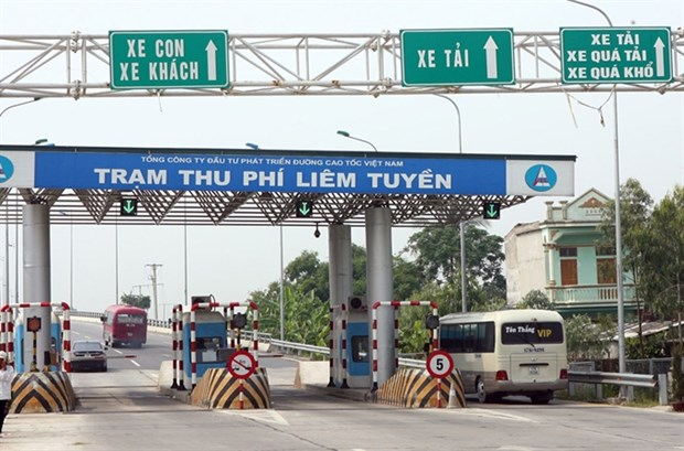 Road toll collection to be inspected hinh anh 1