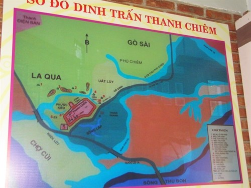 Vietnamese script born in Thanh Chiem Palace: reports hinh anh 1