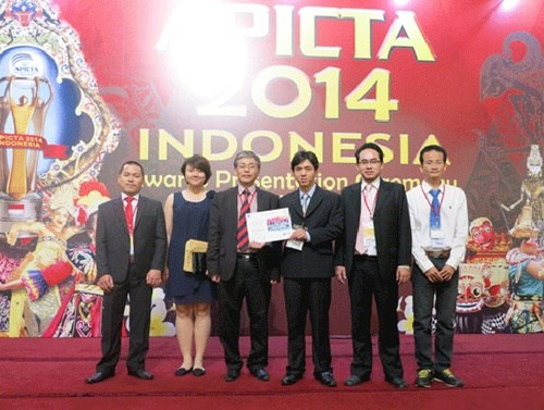 Vietnamese IT products to enter APICTA Awards 2016 hinh anh 1