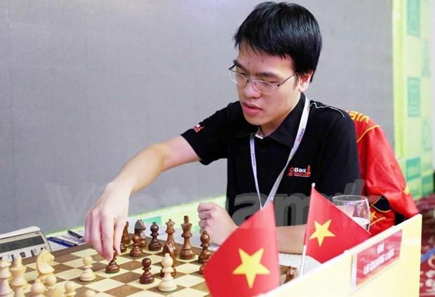 Vietnamese masters head to Baku Olympiad hinh anh 1