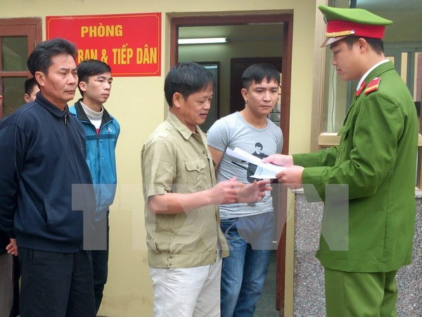 Clemency granted to prisoners on National Day hinh anh 1