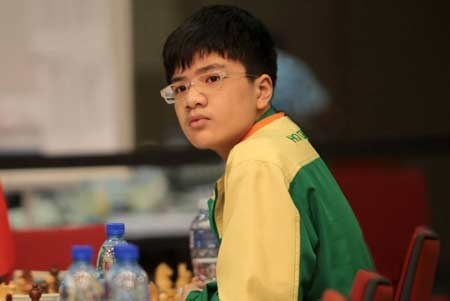 Vietnam defeat Colombia in World Chess Olympiad hinh anh 1
