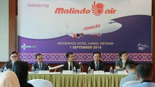 Malindo Air opens direct flight to Hanoi hinh anh 1