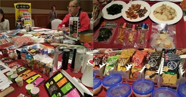 Japanese food firms flocking to Vietnam hinh anh 1