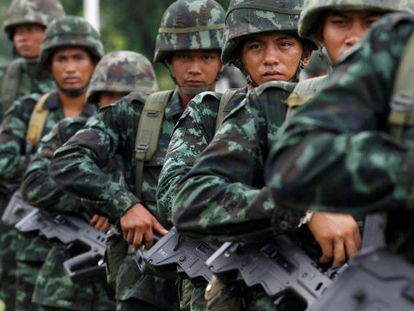 Thailand gives 124-mln-USD hike to military budget hinh anh 1