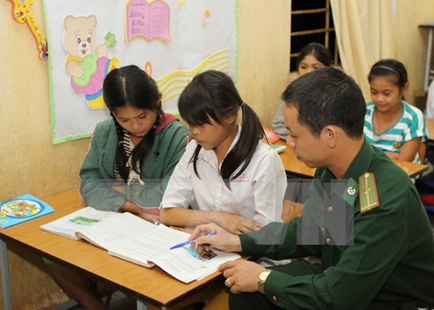 Vietnam's illiteracy eradication efforts come to fruition hinh anh 2