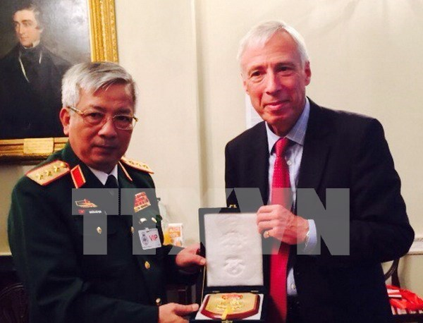 Vietnam takes part in UN peacekeeping defence ministerial meeting hinh anh 1