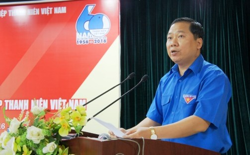 Numerous activities to mark 60 years of Vietnam Youth Federation hinh anh 1