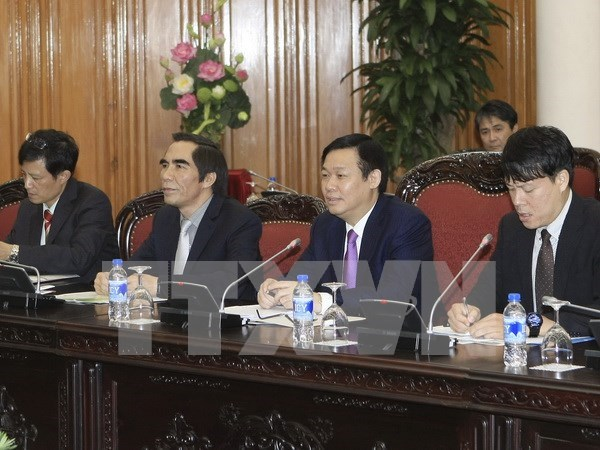 Japan's economic region strengthens cooperation with Vietnam hinh anh 1