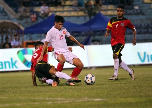 After latest win, Vietnam top U19 event hinh anh 1