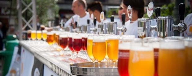 Belgian beer festival coming to American Club hinh anh 1