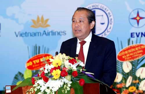 Vietnam international law association established hinh anh 1