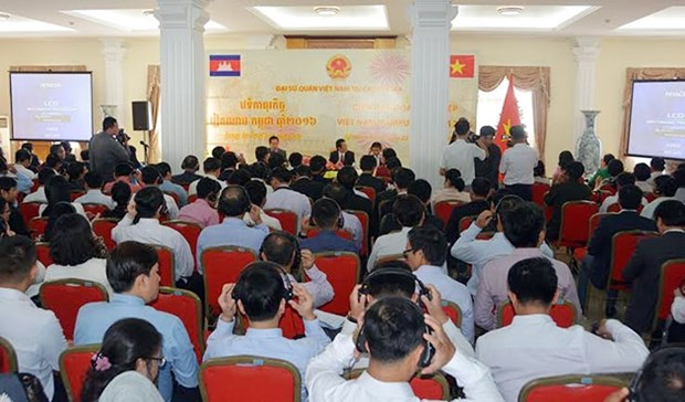 Vietnam, Cambodia hold substantial cooperation potential hinh anh 1