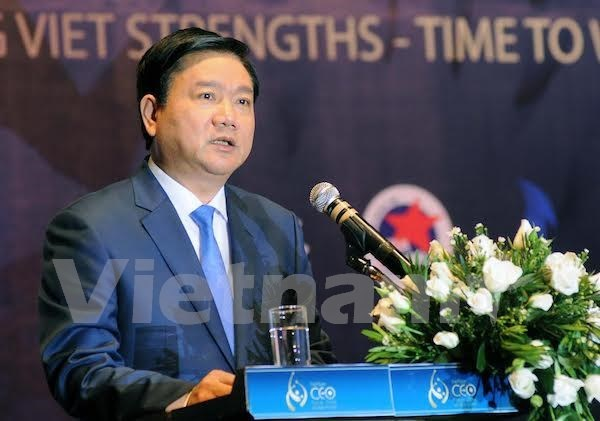 Vietnam CEO Forum opens in Ho Chi Minh City hinh anh 1