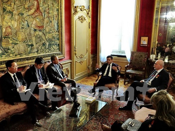 Vietnam, Italy encourage local cooperation hinh anh 1