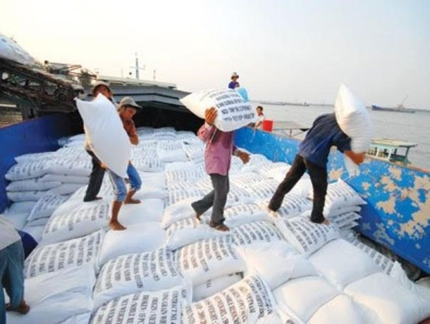 Gov't orders rice exporters to check shipments to US hinh anh 1