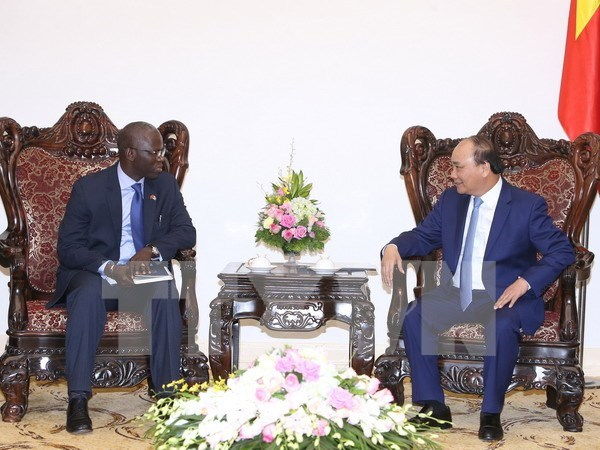 PM welcomes new WB Country Director in Vietnam hinh anh 1