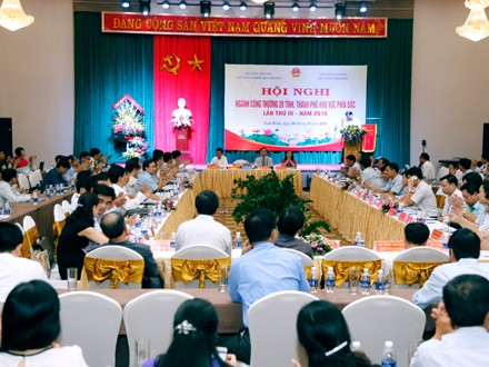 Northern industry, trade sectors forge links hinh anh 1