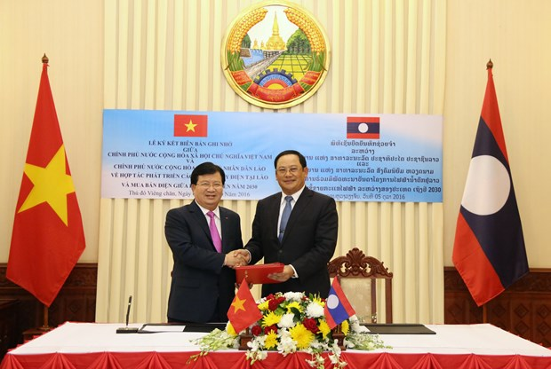 Independence, Friendship orders honour Laos's transport ministry hinh anh 1