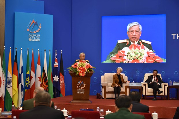 Countries should harmonise national, int'l interests hinh anh 1
