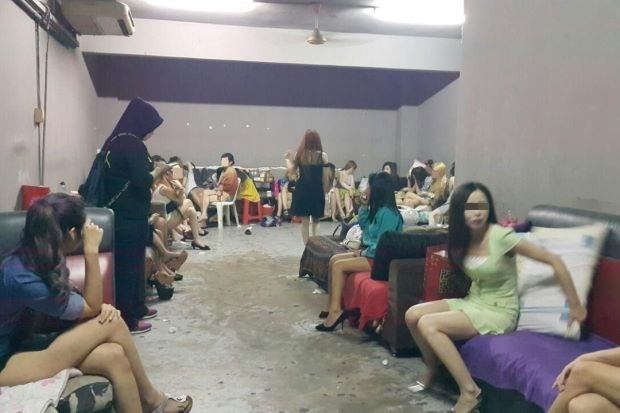 Vietnamese women rescued from prostitution in Malaysia hinh anh 1