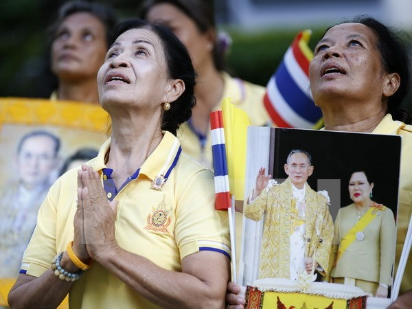 Thai King's health unstable hinh anh 1