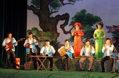 Art programme features Vietnam, RoK melodies hinh anh 1