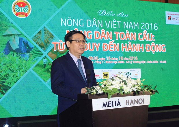 Farmers urged to speed up sci-technological applications hinh anh 1