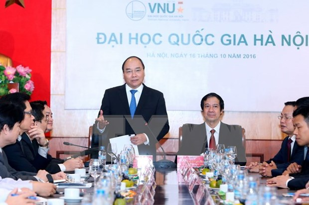 VN National University-Hanoi should lead in start-up nation building hinh anh 1
