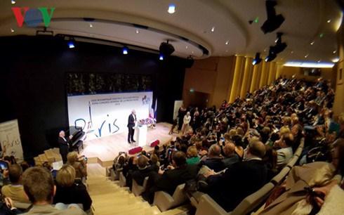 Vietnam attends 18th World Congress of Russian Press hinh anh 1