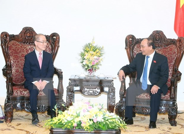 PM meets with head of Intergovernmental Panel on Climate Change hinh anh 1