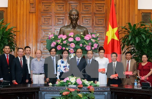 Association of SMEs advised to better function, capacity hinh anh 1