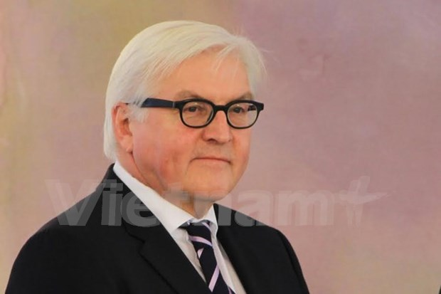 German Foreign Minister speaks of bilateral ties with Vietnam hinh anh 1