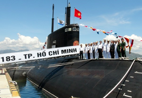 Local shipbuilder partners with Russia hinh anh 1