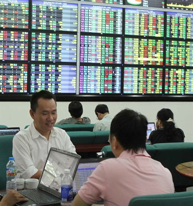 Vietnam shares drop on energy stock hinh anh 1
