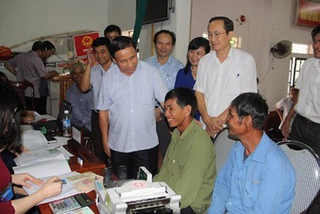 Ha Tinh starts getting Formosa compensation hinh anh 1