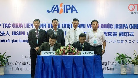 Vietnam, Japan promote cooperation in IT sector hinh anh 1