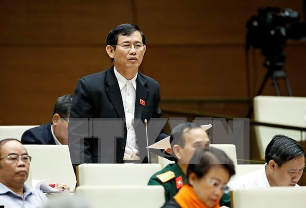 NA deputies debate public investment plan hinh anh 1