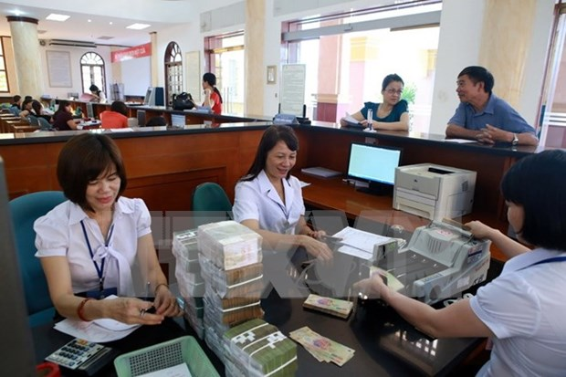 State budget collection up 6.1 percent hinh anh 1