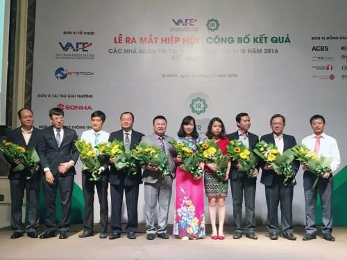 Vietnam association of financial executives debuts hinh anh 1