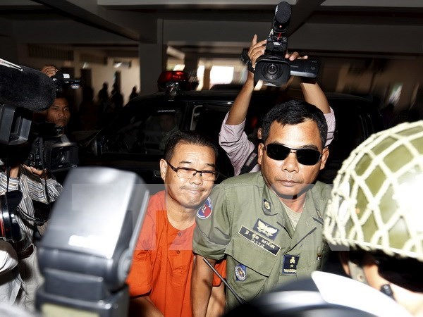 Cambodia: opposition senator faces 7 years in jail hinh anh 1