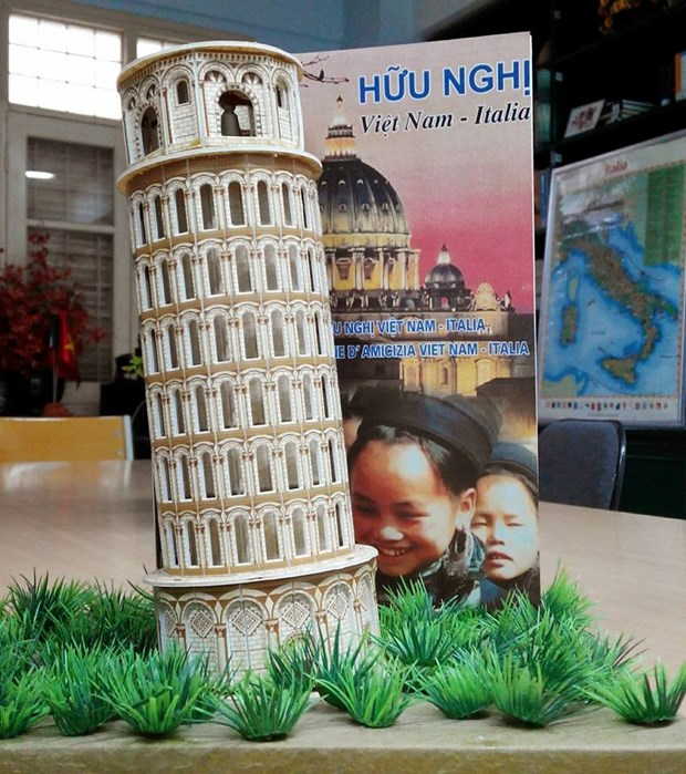 Vietnam, Italy look to enhance multilateral partnership hinh anh 1
