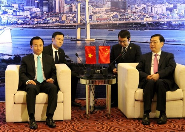 Vietnam, China look towards stronger locality-to-locality links hinh anh 1