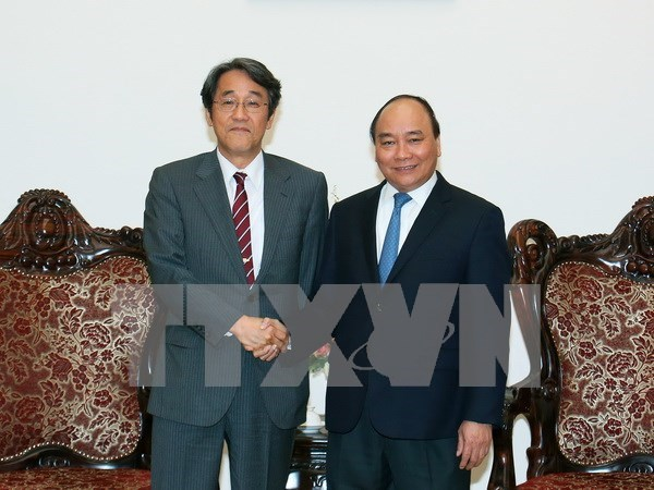 PM hopes for expanded Vietnam-Japan relations hinh anh 1