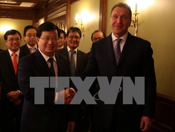 Vietnam, Russia deepen economic partnership hinh anh 1