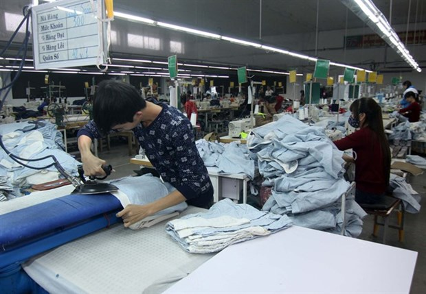 Garment industry foresees rough 2017 hinh anh 1