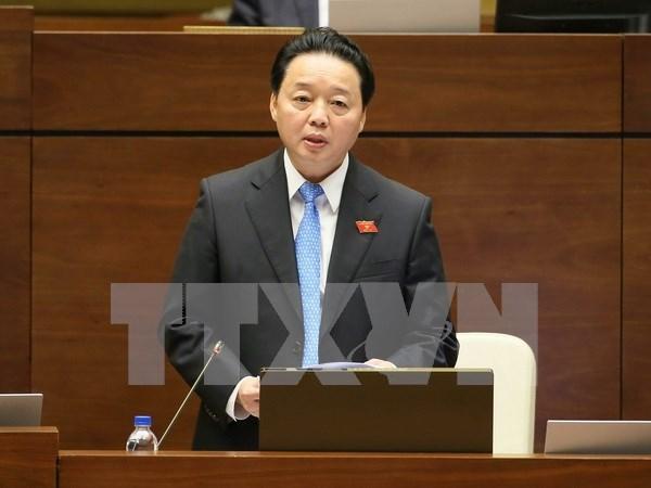 Top legislator orders measures to tackle environmental pollution hinh anh 1
