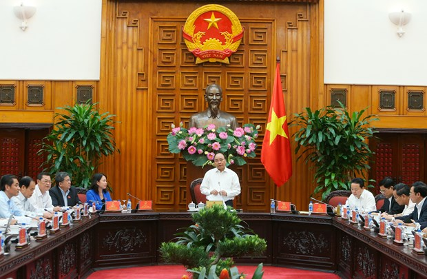 Prime Minister advises An Giang to focus on farming, tourism hinh anh 1