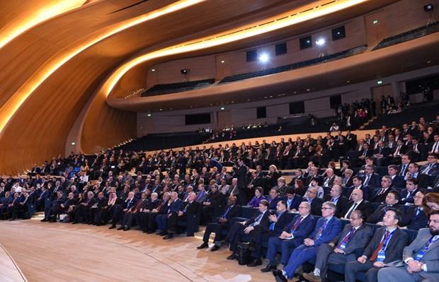 VNA leader joins fifth News Agencies World Congress hinh anh 3