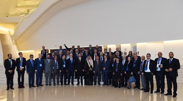 VNA leader joins fifth News Agencies World Congress hinh anh 4